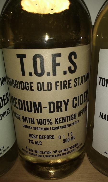 Cider TOFS